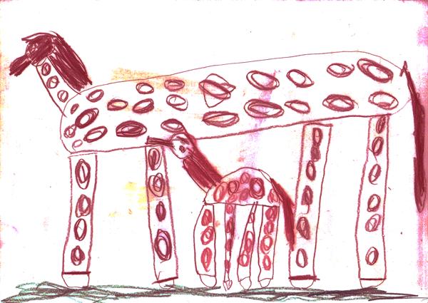 Pferd_Kinderzeichnung